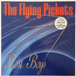 Flying Pickets (The) ‎- Lost Boys (LP) (VG/VG+)